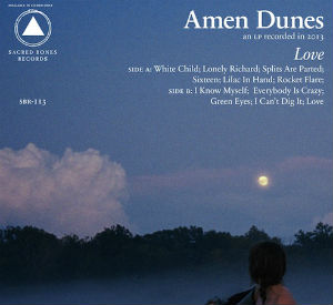 Amen Dunes' Album 'Love' Is Out May 12th 2014