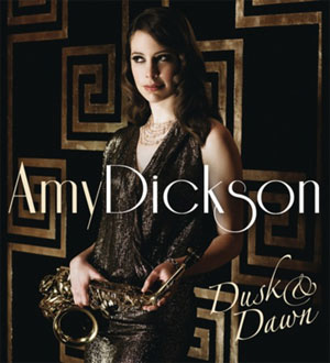 Amy Dickson  Announces New Album 'Dusk & Dawn' Released 22nd April 2013