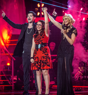 The Voice UK Winner Andrea Begley Announces November  2013 UK Shows