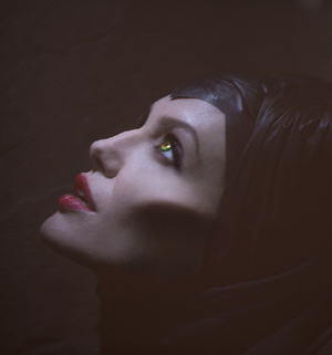 Amazing First Image Of Angelina Jolie As Disney Announces Production On 'Maleficent'