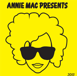 Annie Mac Presents 2013 Compilation Tracklist Revealed