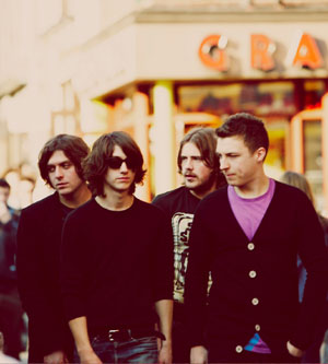 Arctic Monkeys Announce Two Hometown Shows June 2011
