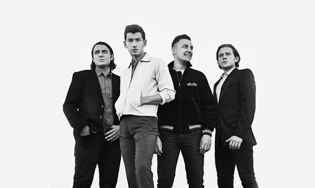 Arctic Monkeys Announce New Single 'Arabella' Announce March 10th 2014