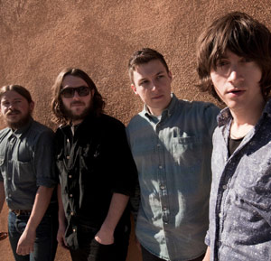 Arctic Monkeys Announce UK Arena Tour October And November 2011