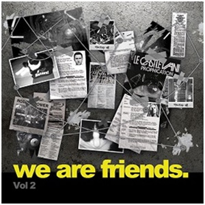 Astralwerks And Deadmau5 Announce Partnership - Mau5trap Compilation 'We Are Friends Vol.2' Set For Release Nov 12th 2013