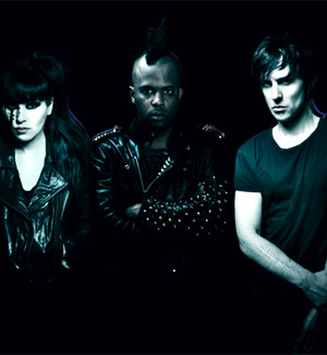 Atari Teenage Riot Announce New Single 'Black Flags (Feat. Boots Riley)' Released 3rd Oct 2011