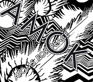 Thom Yorke Announces Details Of Atoms For Peace Debut Album 'Amok'