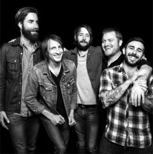 Band Of Horses Release Album 'Acoustic At The Ryman' Out 24th February 2014