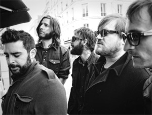 Band Of Horses Announce Somerset House Headline Show On 12th July 2013
