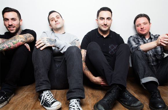 Bayside Announce Spring UK 2014 Tour Dates With Alkaline Trio