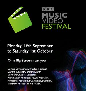 Bbc Announces Music Video Festival 2011