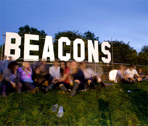 Beacons Festival 2013 Reveals Stage Times