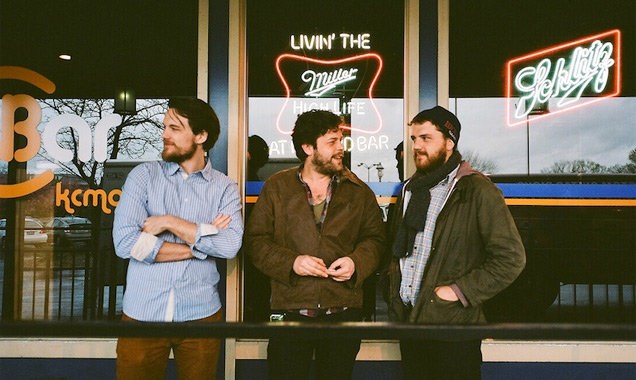 Bear's Den Announce 2015 Feb UK And Europe Tour