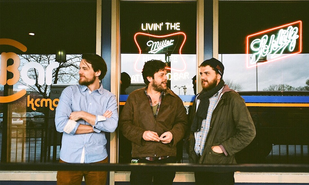 Bear's Den Announce UK And European Tour Dates For May 2014