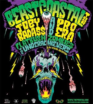 Joey Bada$$ & Co Announce Beast Coastal Us 2013 Tour Dates