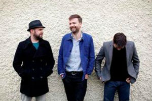 Bell X1 Debuts At No.1 On Irish Music Charts And Album 'Chop Chop' Is Out Now