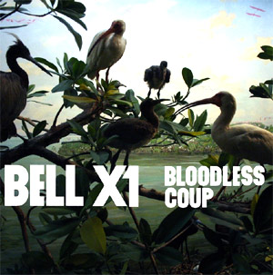 Bell X1 To Release New Album 'Bloodless Coup' On 4th April 2011