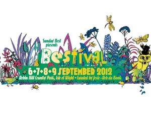 Bestival 2012 General Camping Tickets Sold Out! Only Last Few Remaining Wild Copse Tickets Left