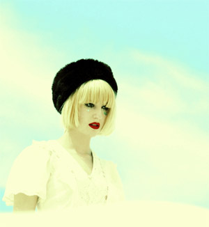 Beth Jeans Houghton Announces Debut Album 'Yours Truly, Cellophane Nose' Released 23rd January 2012