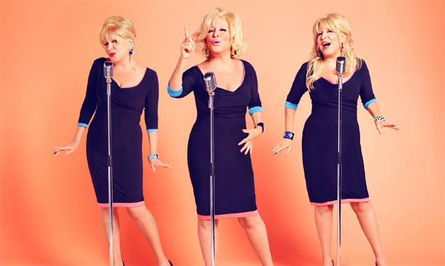 Legendary Performer Bette Midler Announces Second London Show On Sunday 19th November 2015 Due To Demand!