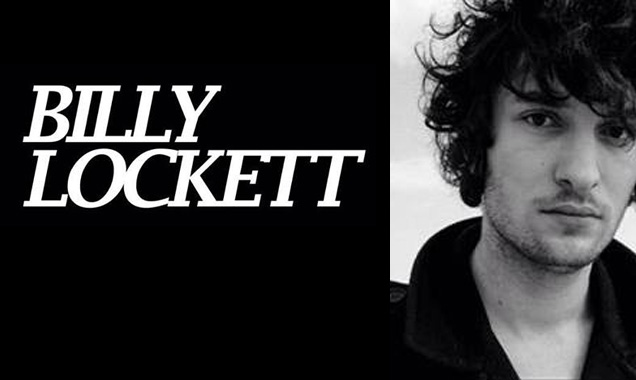 Billy Lockett Announces Major UK 2014 Headline Tour This Autumn