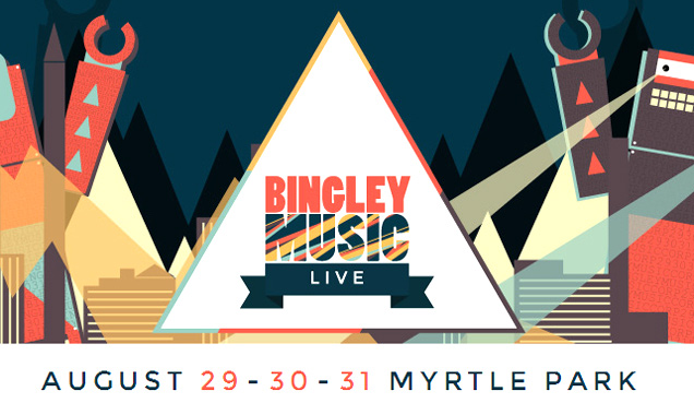 Bingley Music Live, Bipolar Sunshine, Catfish And The Bottlemen, Eliza And The Bear And Night Engine Amongst Additions To Bingley Music Live 2014