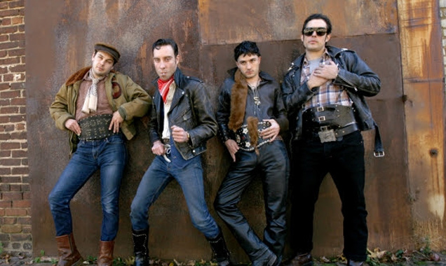 Black Lips Stream New Album 'Underneath The Rainbow' [Listen]
