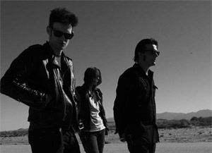 Dexters To Support Black Rebel Motorcycle Club For Converse July 2013 Show!