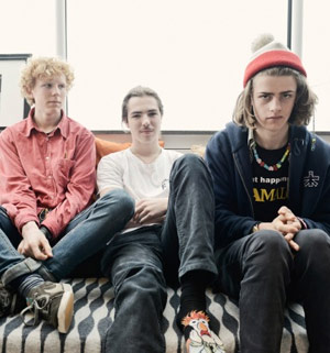 Blaenavon Announce New 'Koso' Ep Out 23rd Sept 2013