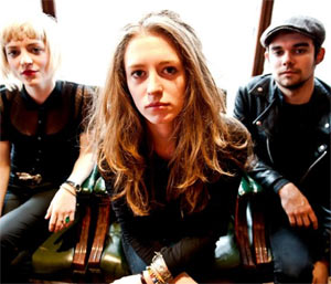 Bleech Announce Debut Album 'Nude' Out June 4th 2012