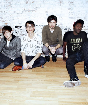 Bloc Party Announce October UK Tour 2012