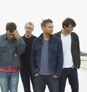 Blur Return To Dublin With A Show On The 1st August 2013