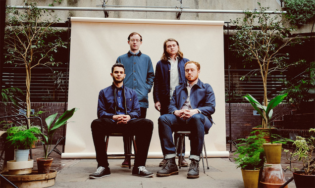 Bombay Bicycle Club Announce New Single 'Home By Now' Released In The UK 1st December 2014