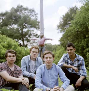 Bombay Bicycle Club Unveil Stream Of New Single 'Shuffle'