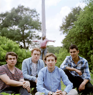 Bombay Bicycle Club Announce Details Of New Single 'Leave It' Out 1st January 2012