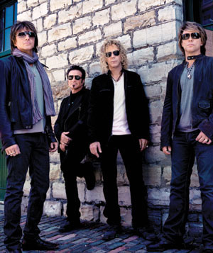 Bon Jovi 2011 Summer European Tour Dates
