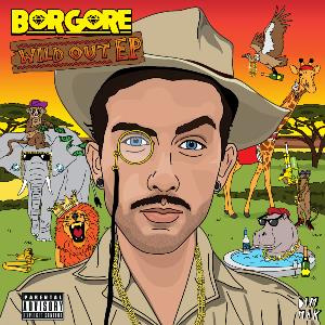 Borgore To Release 'Wild Out' Ep November 12th 2013