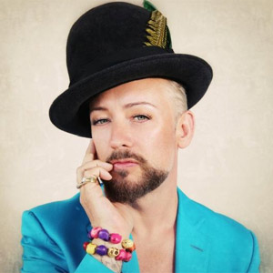 Boy George Announces Spring 2014 UK Tour