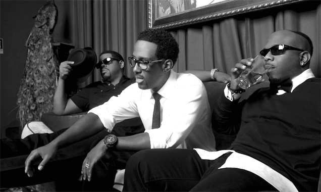 Boyz Ii Men Announce UK 2014 Winter Tour Dates | Contactmusic.com