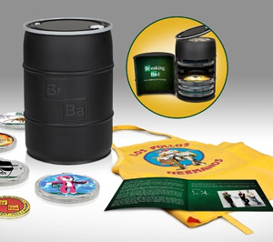 Breaking Bad: The Complete Series Set Debuts On Blu-ray And Dvd November 25th 2013
