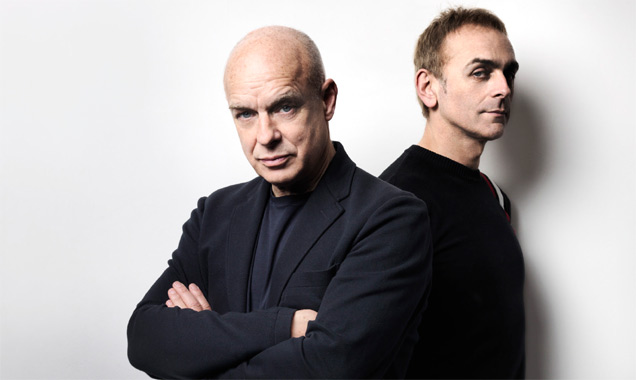 Brian Eno And Karl Hyde Announce New Collaborative Album 'Someday World' Released 5th May 2014