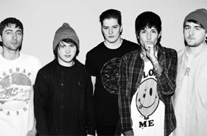 Bring Me The Horizon 'Can You Feel My Heart' (Shikari Sound System Remix) [Listen]