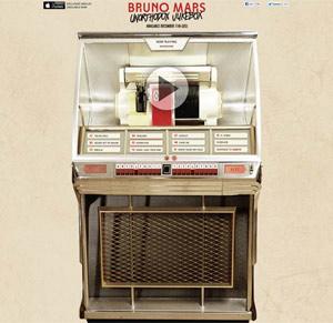Bruno Mars Streams New Album 'Unorthodox Jukebox' Online