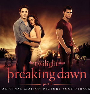 Bruno Mars Twilight Breaking Dawn Pt 1 Soundtrack & Album Artwork Revealed