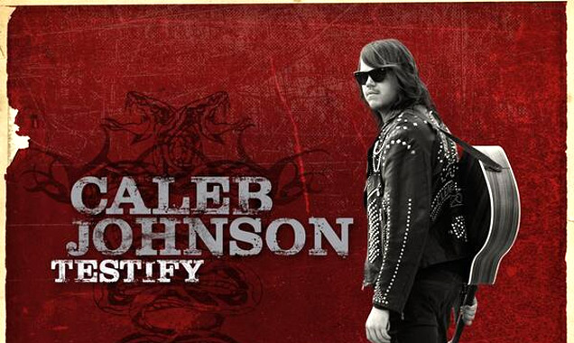 American Idol Winner Caleb Johnson To Release Debut Album 'Testify' In The Us  On August 12th 2014