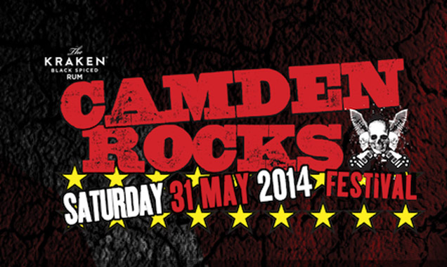Camden Rocks Festival 2014 Announce Stage Times