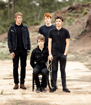 Canterbury Announce New Single 'Ready Yet?' Out 12th March 2012