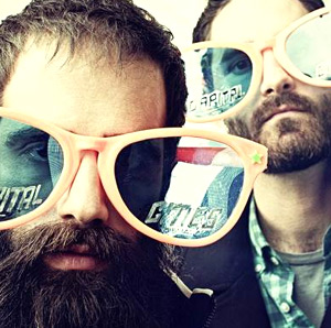 Capital Cities Announce New Album 'In A Tidal Wave Of Mystery' Released September 23rd 2013