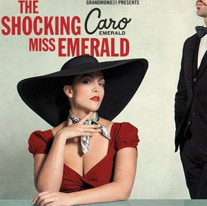 Caro Emerald Announces 'The Shocking Miss Emerald 2014 UK Tour'