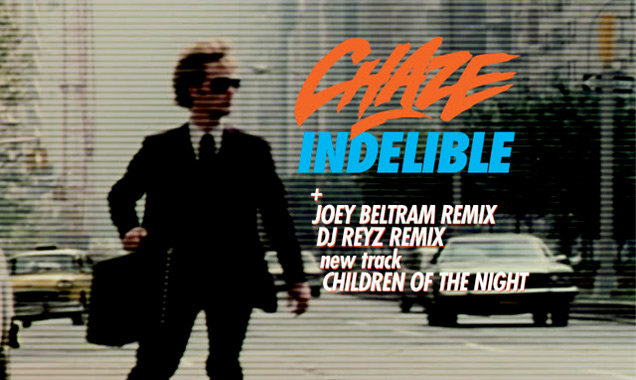 Chaze Announces Debut Single 'Indelible' Plus Joey Beltram Remix [Listen]